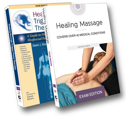 Healing Massage + Trigger Point Therapy (6 CEU's)