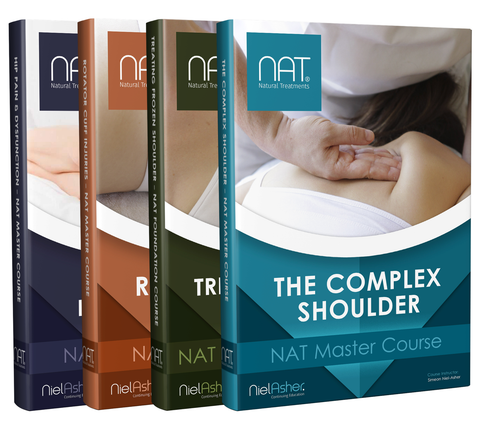 NAT Shoulder Master Courses Pack (17 CEU's)
