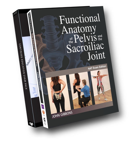 Functional Anatomy of the Pelvis and the SI Joint  - NAT Master Course (6 CEU's)