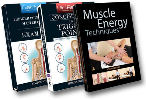 NAT Trigger Point Master Course + Muscle Energy Techniques Master Course (11.5 CEU's)