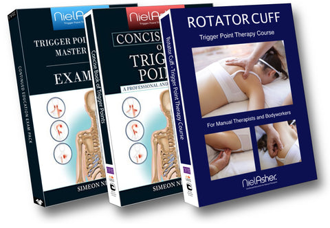 NAT Trigger Point Master Course + Rotator Cuff Master Course (11.5 CEU's)
