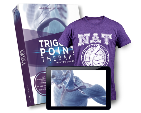 Anatomy of Pain - Trigger Point Master Course for Exercise Professionals (NASM/AFAA)