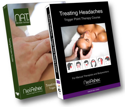 NAT Home Study Value Pack - Frozen Shoulder + Treating Common Headaches (6 CEU's)