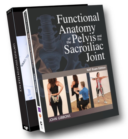 Functional Anatomy of the Pelvis and the SI Joint - for Exercise Professionals (6 CEU's)