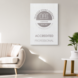 NAT L2 Accredited - Canvas Wall Art