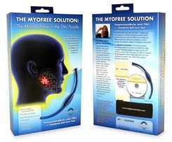 TMJ (TMJD) - The MyoFree® Solution