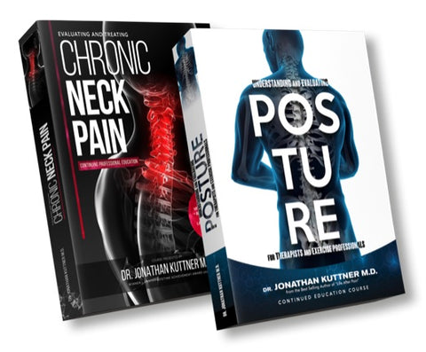 Chronic Neck Pain + Understanding and Evaluating Posture Value Pack