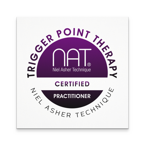 NAT Certified Practitioner - Wall Plaque