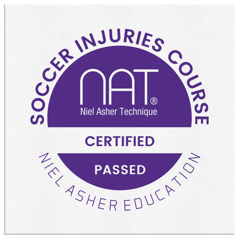 Treating Soccer Injuries Course - Wall Canvas