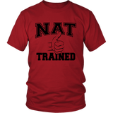 NAT Trained T-Shirt (Navy Print)