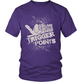 Trigger Point T-Shirt (Grey Print)