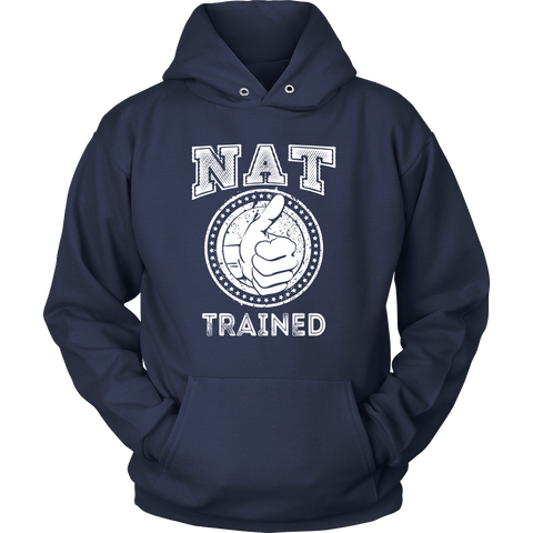 NAT Trained Hoodie