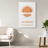 NAT L1 Accredited - Canvas Wall Art