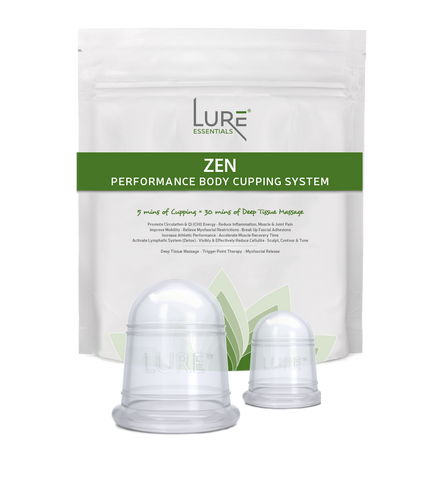 ZEN Cupping Set (2 or 6 cups)