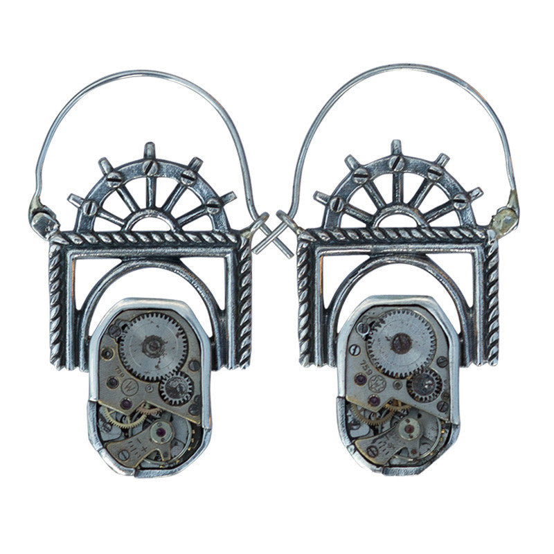 Steery Earrings