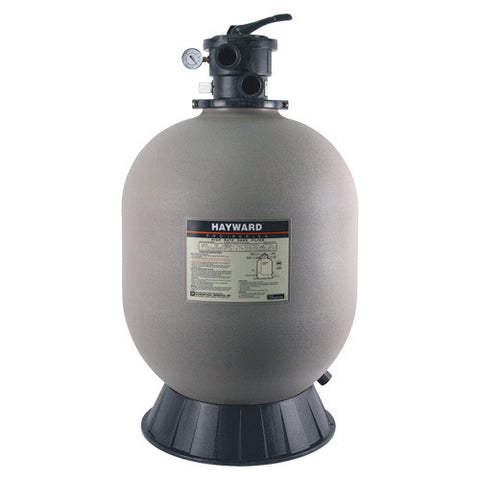 "Hayward Pro-Series Sand Filter - 21"" w/ Dial Valve - For Above Ground Pools"