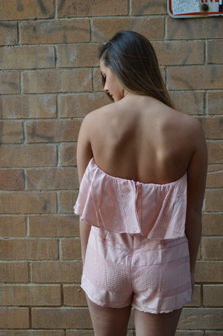 Sugarplum Dreams Romper
