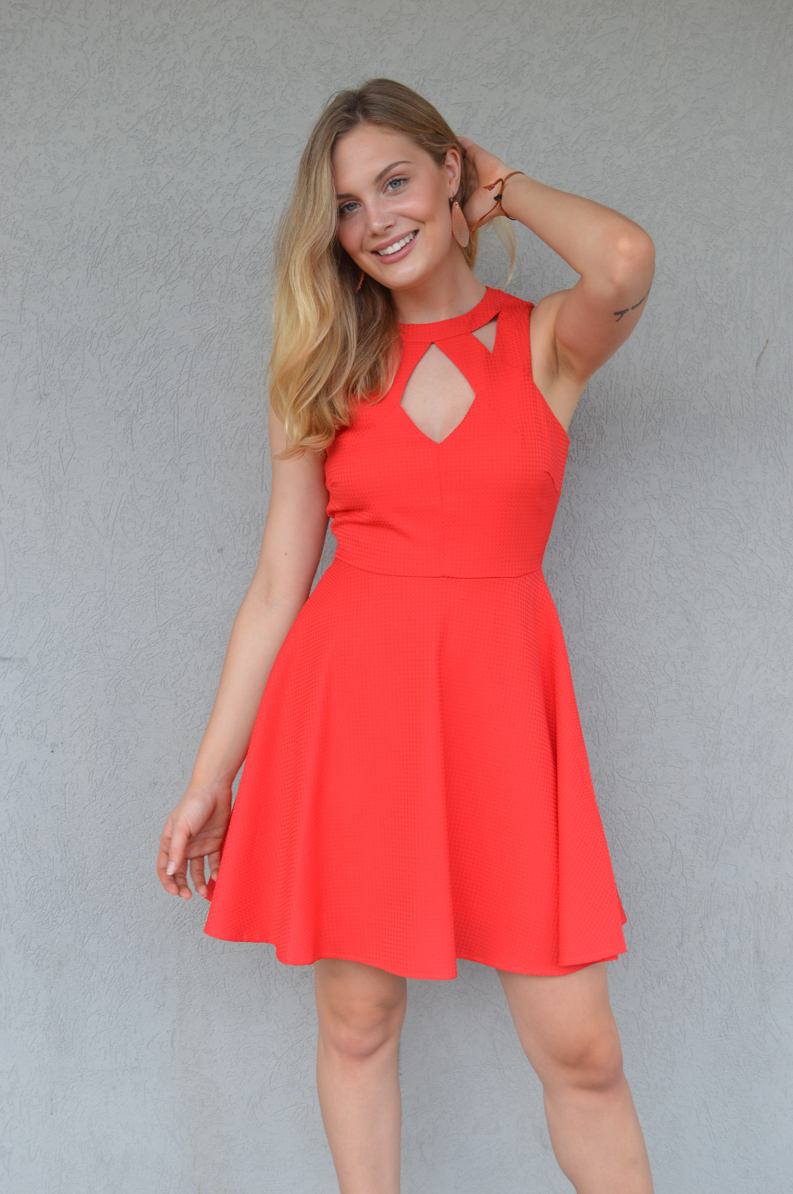 Style Stunner Fit & Flare Dress