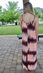 Game Day Girl Maxi Dress