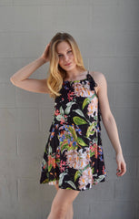 Ring in Spring Floral Dress