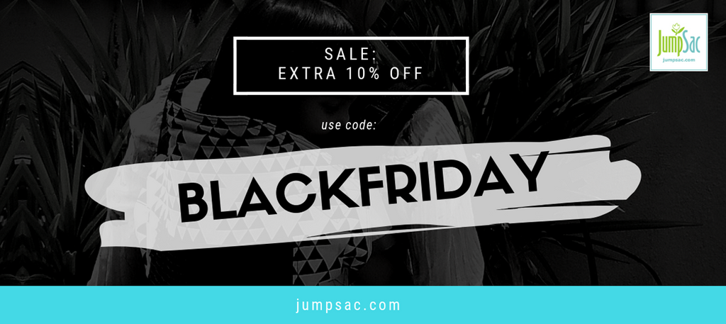 Use code: BLACKFRIDAY