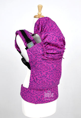 Damask Pink/Navy (Orbit)