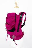 "Hot Pink Raw Silk ""Flux Actually"" Limited Edition (Flux)"