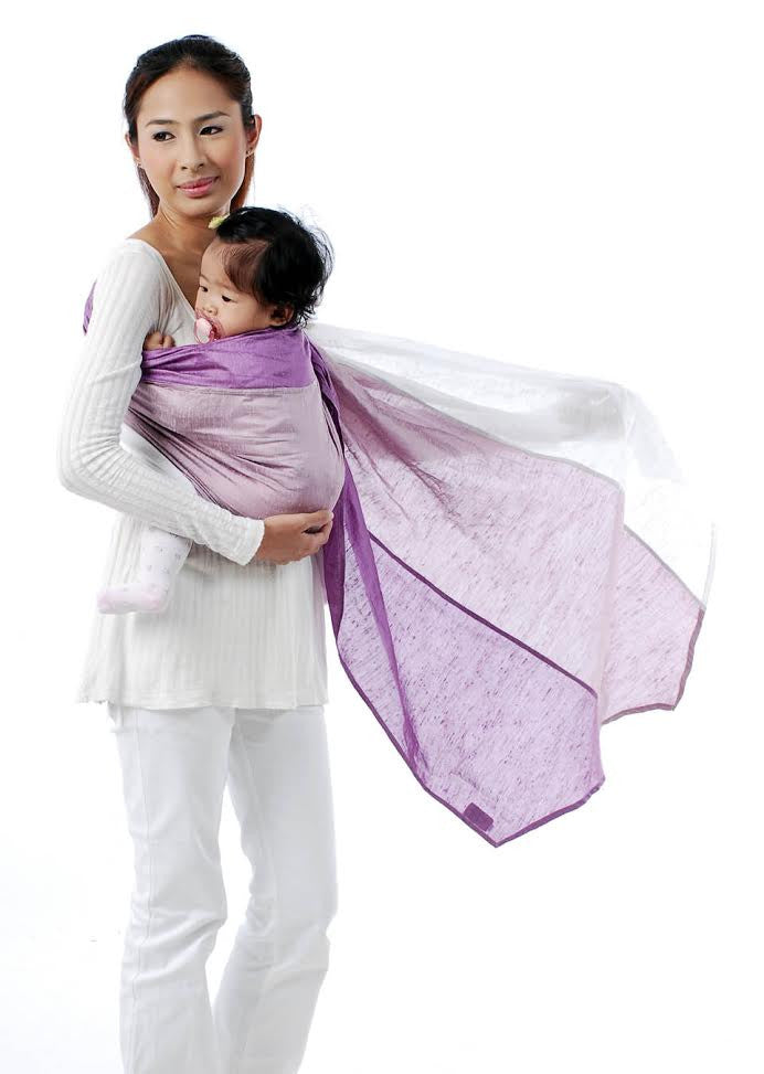 Lavender Gradation (Ring Sling)