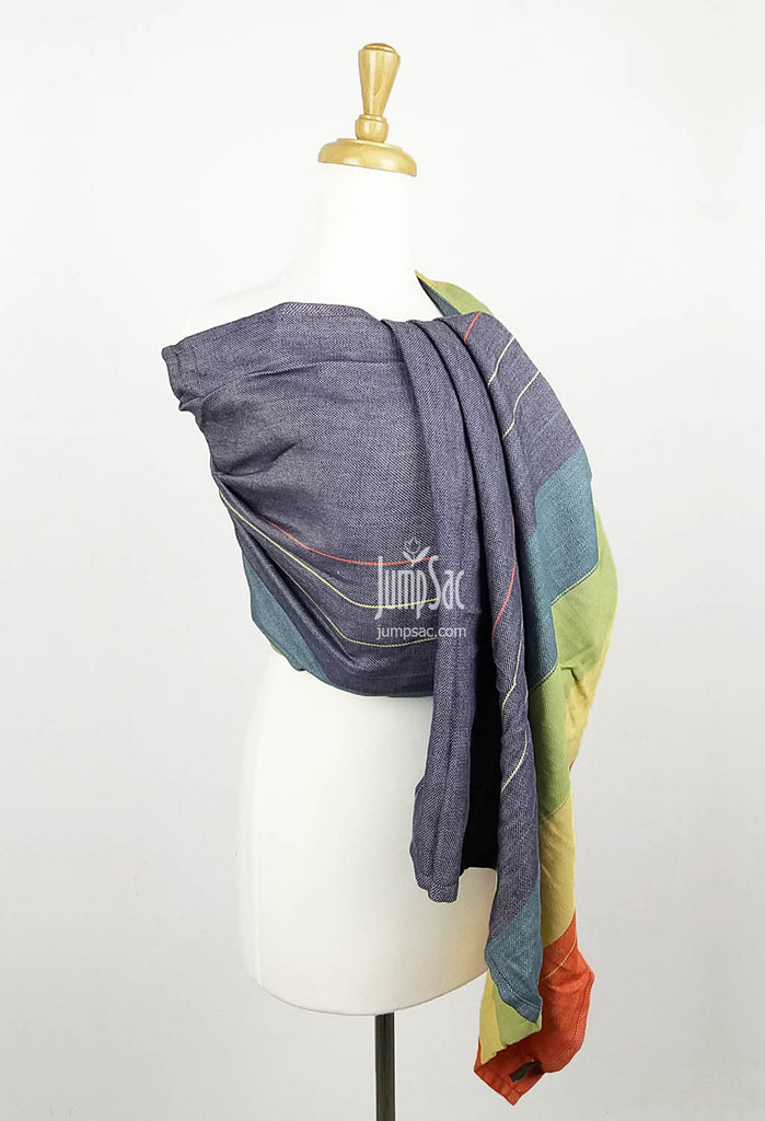 Reminisce in Grey Weft (Ring Sling)
