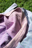 Solace Wisteria (Woven Wrap)