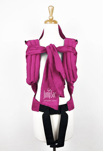 Hot Pink Raw Silk Limited Edition (OrbitWrapTai)