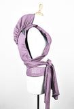 Lilac Raw Silk Limited Edition (OrbitWrapTai)