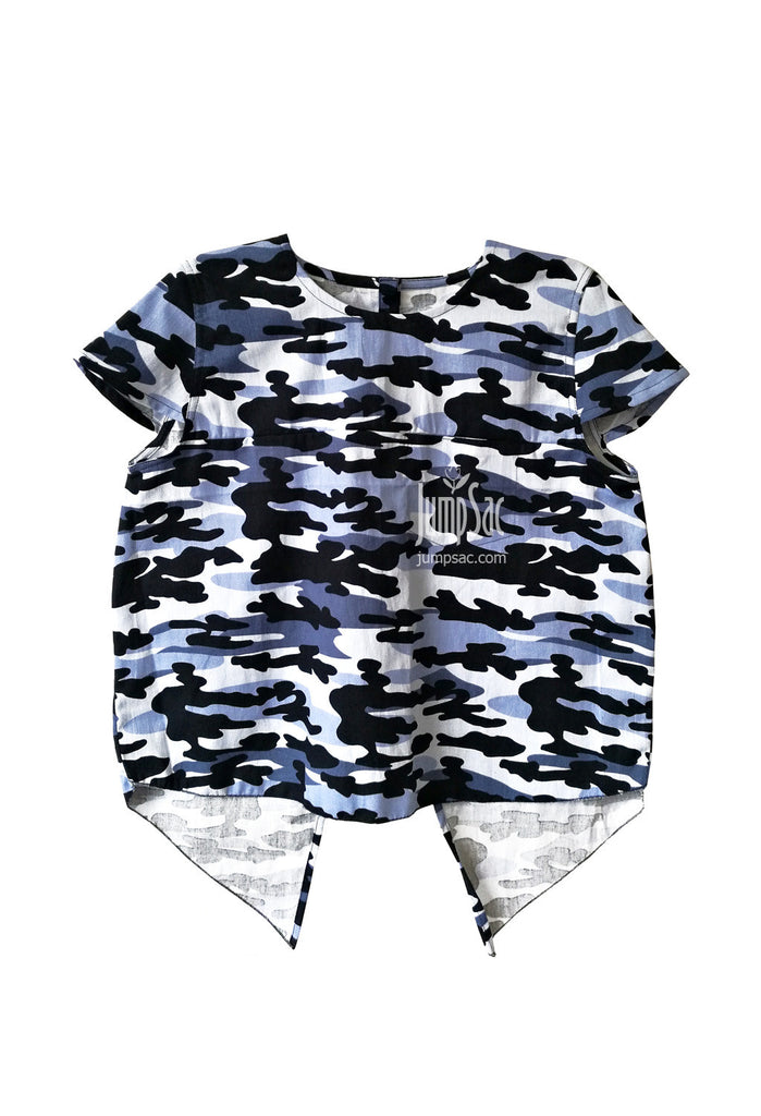Royal Navy Camo (Struts Tunic)