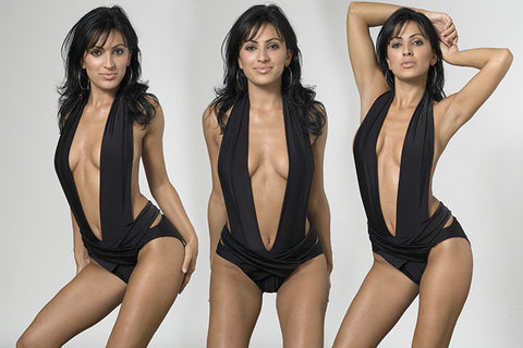 Amanda One Piece Triplet