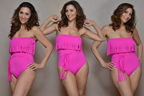 Martina Fringe One Piece