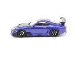Ignition Model 1/64 Toyota Supra JZA80 RZ Blue Metallic