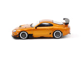 Ignition Model 1/64 Toyota Supra JZA80 RZ Orange Metallic - Japan Exclusive Edition