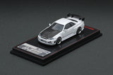 Ignition Model 1/64 Nismo R34 GT-R Z-tune White