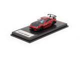 Ignition Model 1/64 Mazda RX-7 (FD3S) RE Amemiya Red Metallic
