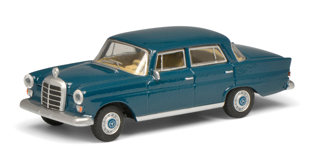 Schuco 1/64 Mercedes Benz 200D Dark Green