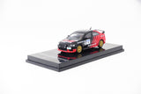 Tarmac Works 1/64 Mitsubishi Lancer Evolution X Rally Advan Livery - HOBBY64
