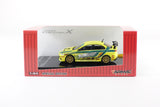 Tarmac Works 1/64 Mitsubishi Lancer Evolution X Touring Car - Tuned by JUN - MiniCar Festival Special Edition