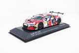 Minichamps x Tarmac Works 1/43 AUDI R8 LMS  - AAPE by A Bathing Ape - Marchy Lee - FIA GT WORLD CUP MACAU 2015