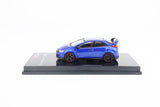 Tarmac Works 1/64 Honda Civic Type R FK2 Brilliant Sporty Blue Metallic