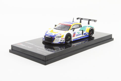 Tarmac Works 1/64 Audi R8 LMS Cup 2016 Winner Alex Yoong - Malaysia Exclusive Edition