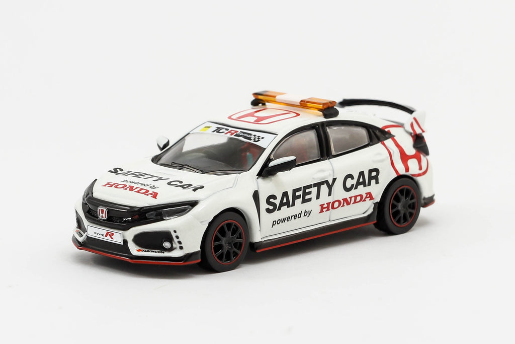 *MiniCar Festival Taiwan 2018 Exclusive Model* Tarmac Works 1/64 Honda Civic Type R FK8 TCR Safety Car