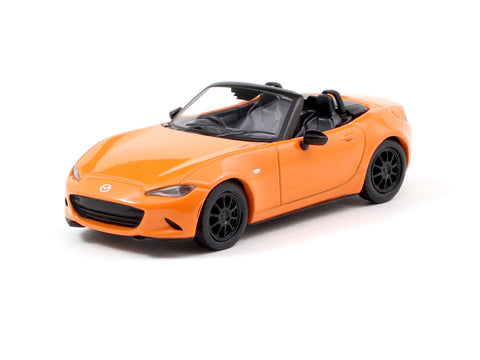 Kyosho 1/64 Mazda Roadster RS Orange