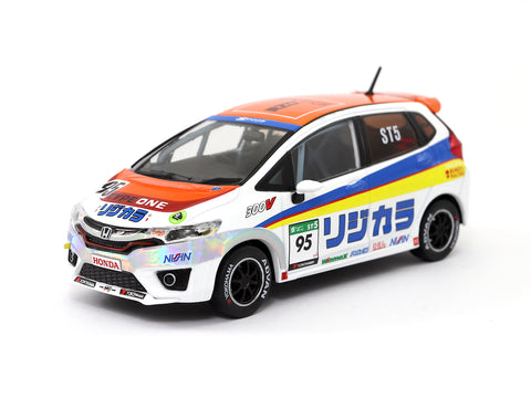 Tarmac Works 1/43 Honda Fit 3 RS - Team Spoon / TypeOne Super Taikyu 2014