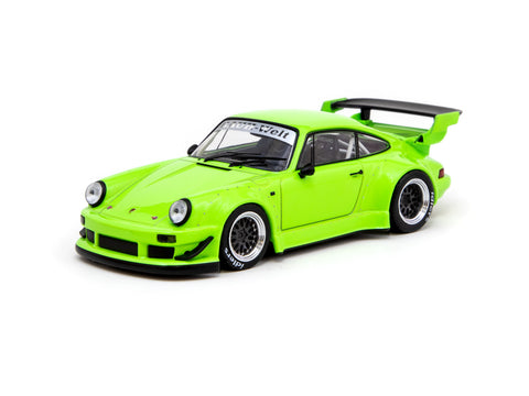 Tarmac Works 1/43 RWB 930 Green- HOBBY43