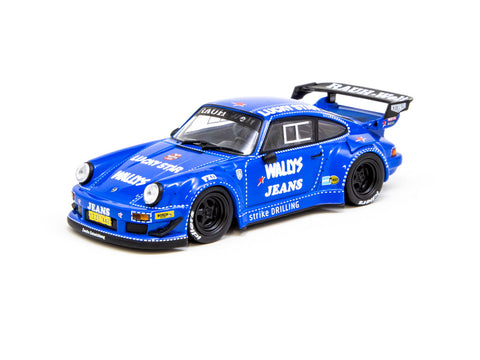 Tarmac Works 1/43 RWB 930 Wally's Jeans - HOBBY43